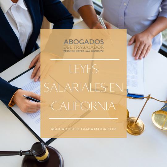 Año 2021: ¡Conoce las nuevas leyes y actualizaciones laborales en California!